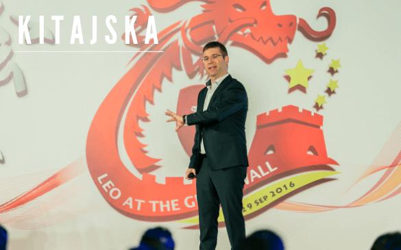 Aleksander Šinigoj Kitajska govorec