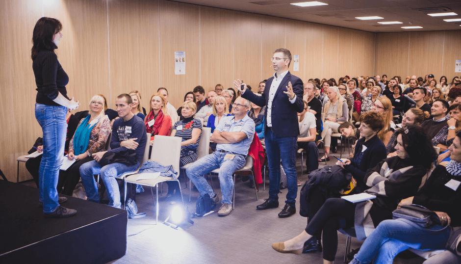 Coaching trening preobrazba Aleksander Šinigoj akcija