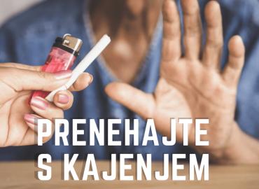 Koko prenehati s kajenjem stop kajenje