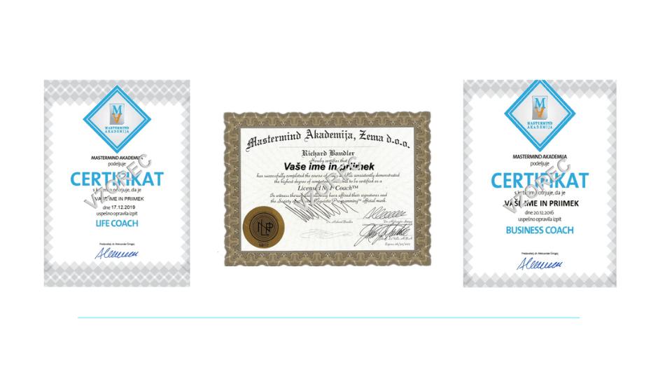 Certifikati nlp coach