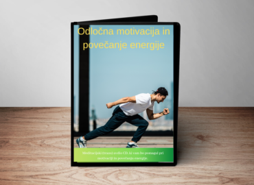 Odločna motivacija in povečanje energije